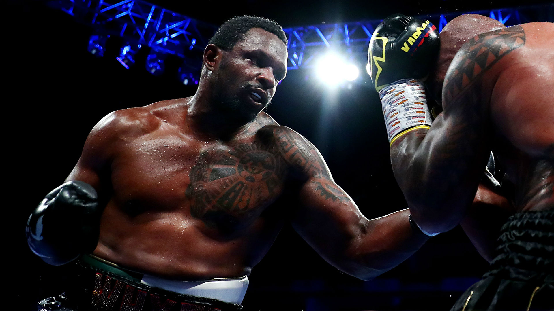 Dillian Whyte passed one pre-fight drug test, failed another