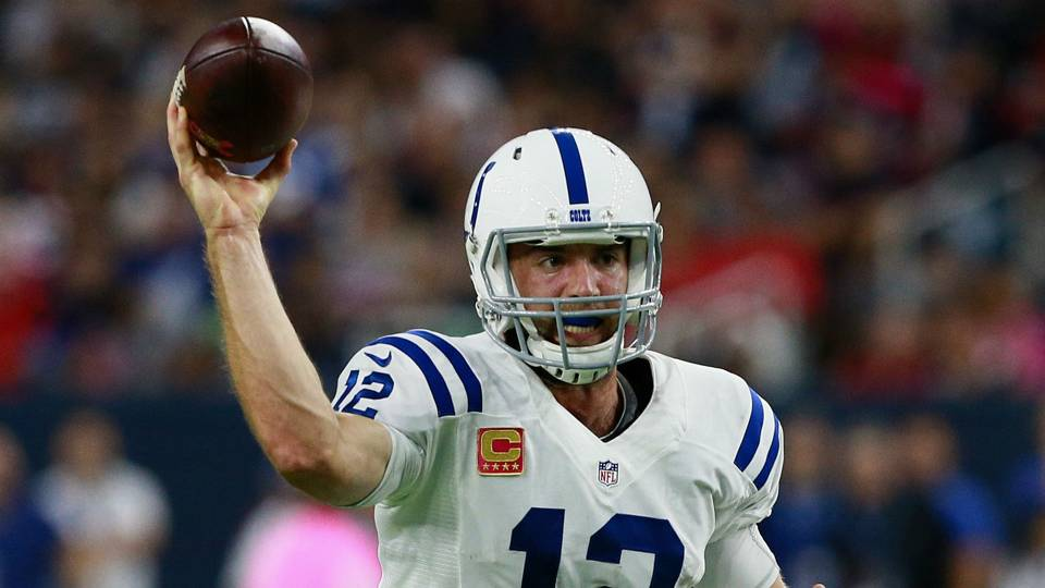 Peyton Manning on Andrew Luck's comeback: 'Getting as many reps as possible is key'