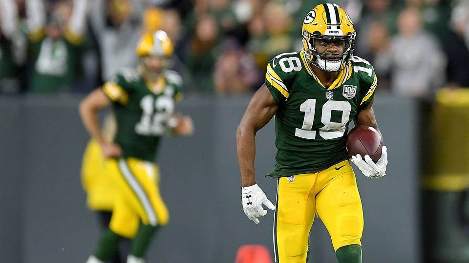 Randall Cobb injury update: Packers WR reportedly misses practice, listed as questionable for game against Bills