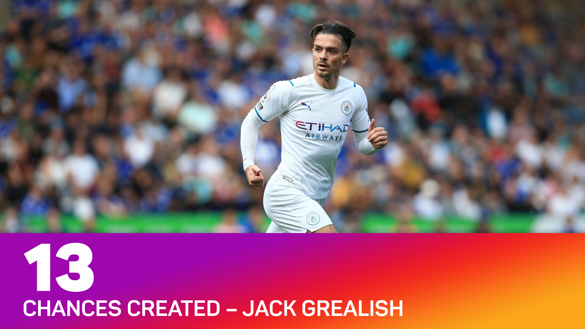 Jack Grealish is already impressing at Manchester City