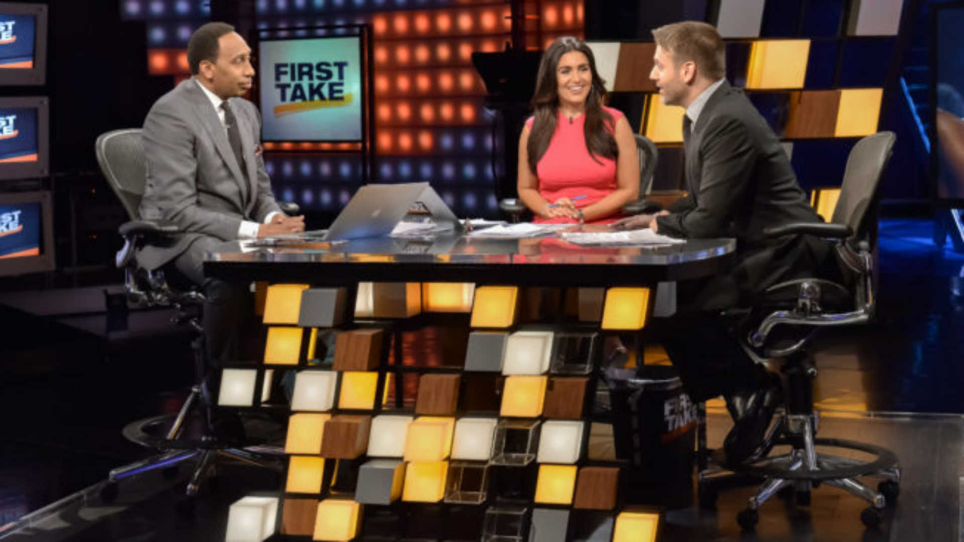 'First Take' moving to ESPN from ESPN2 in January