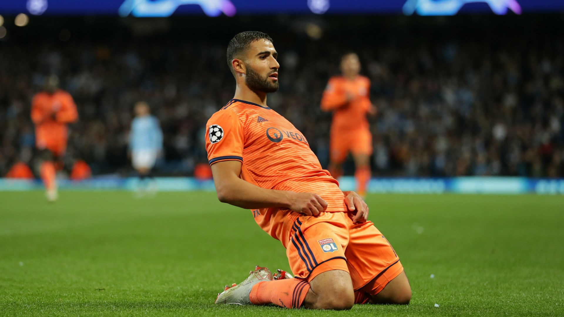 UCL (2018-2019) Report: Manchester City 1 Lyon 2 - Cornet and Fekir stun Champions League favourites at home