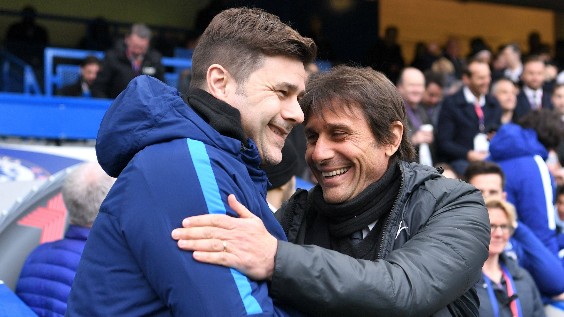 Conte gives two main reasons for Chelsea's loss to Tottenham