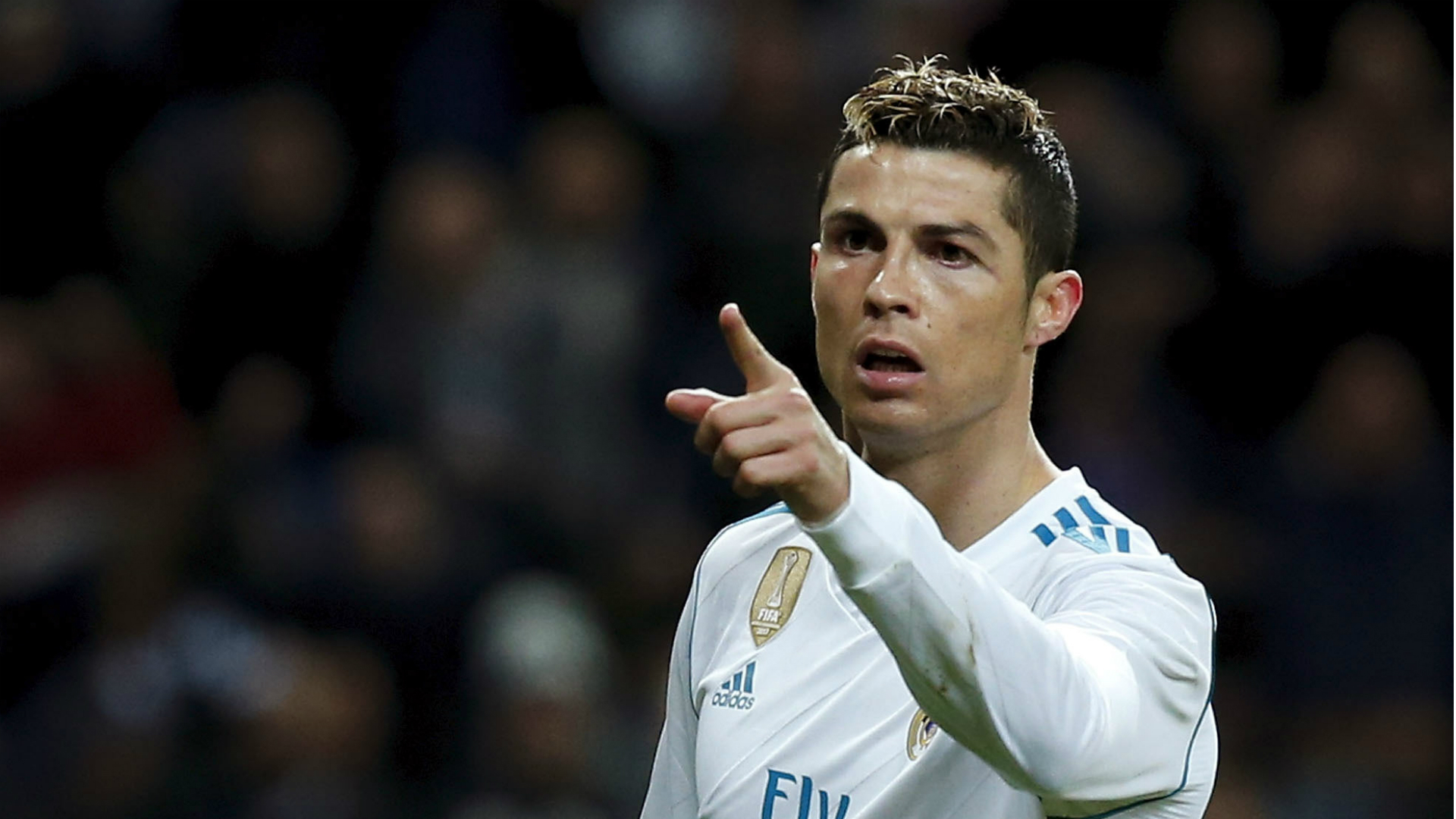 Ronaldo volleys penalty for Real's first in 3-1 win