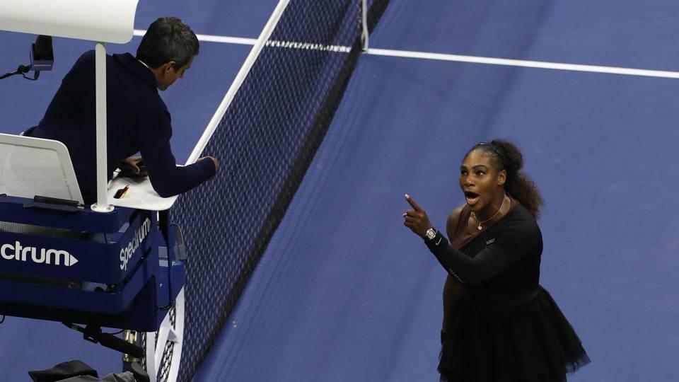 U.S. Open 2018: Billie Jean King backs Serena Williams, calls out 'double standard'