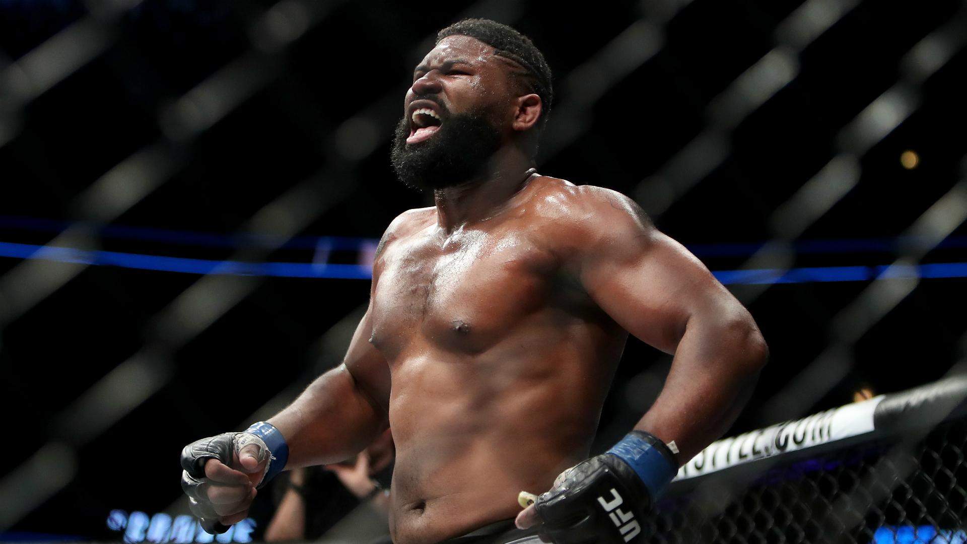 UFC 242: Curtis Blaydes determined to enhance title credentials in Abu Dhabi