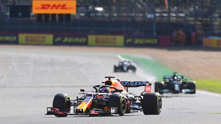 Max Verstappen won the first ever sprint race