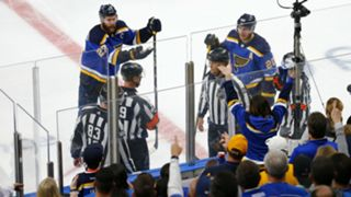 Sharks-Blues controversy