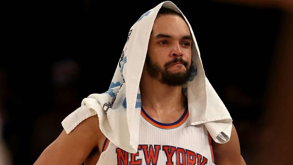 Joakim Noah may not return to Knicks until next Thursday