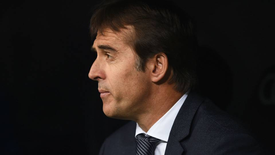 U.S. La Liga games will not happen, says Real Madrid boss Lopetegui
