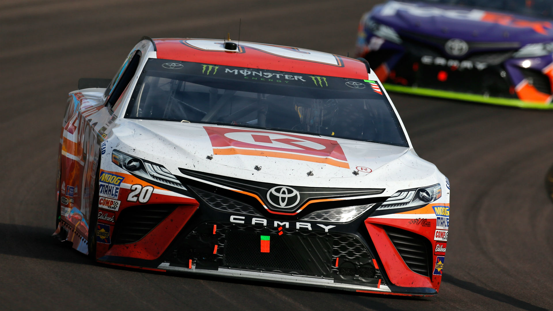 NASCAR results at Phoenix: Matt Kenseth spoils Chase Elliott's title hopes with late pass