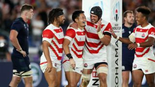 Japan try celebrations - cropped