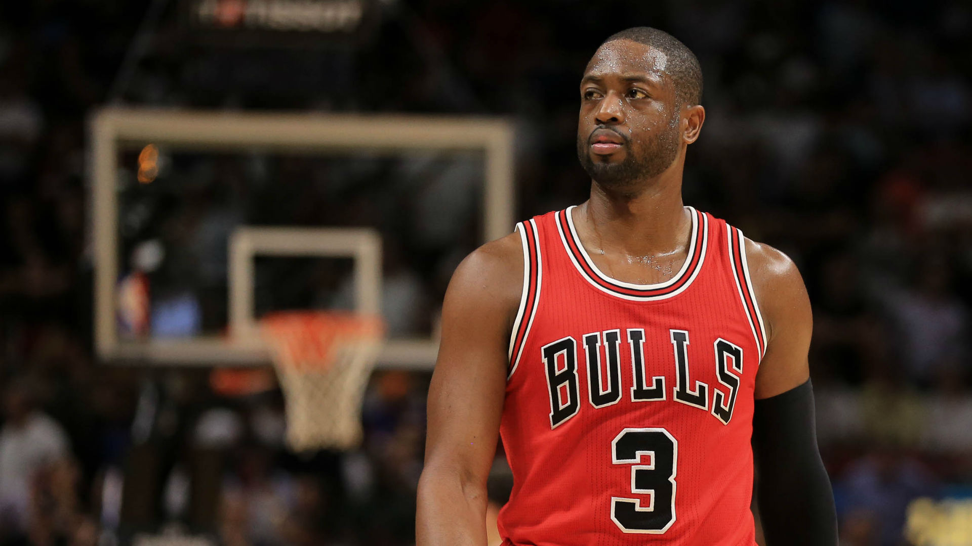 wholesale dealer 578db 121ac Bulls' Dwyane Wade makes great point about NBA's referee ...