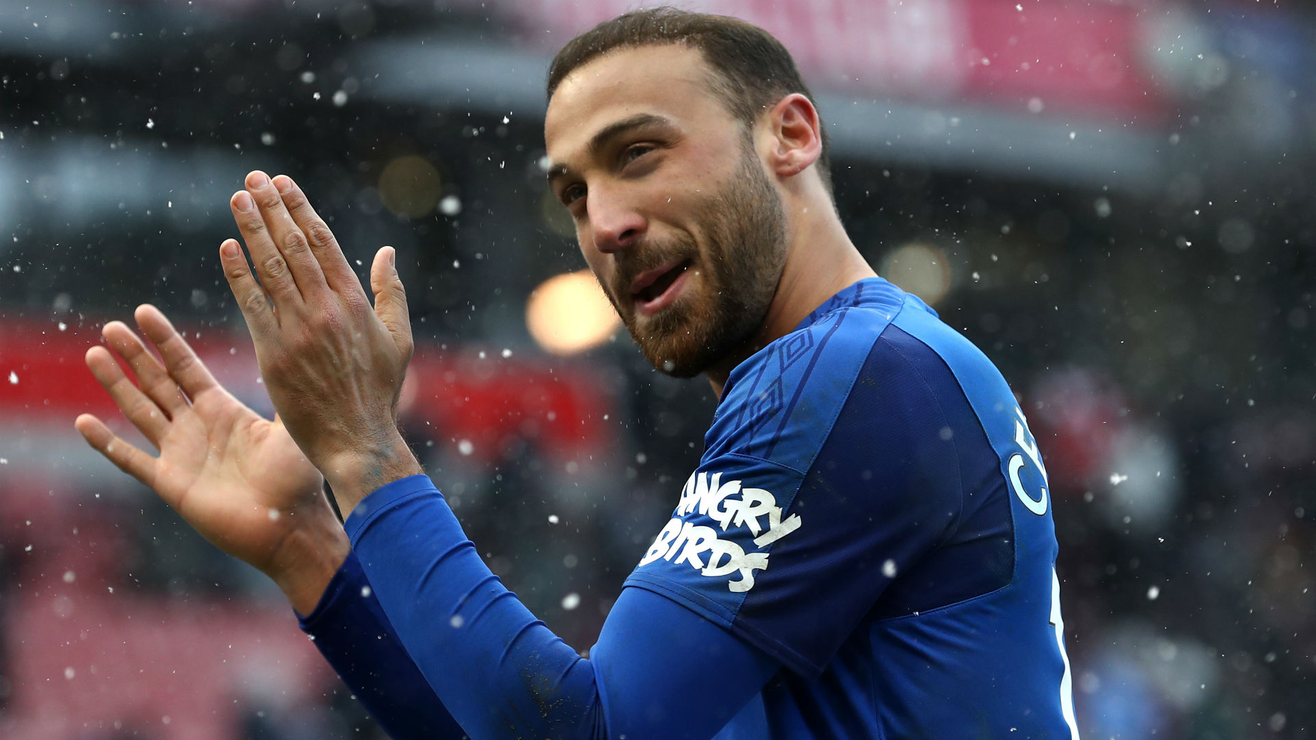 Stoke 1 Everton 2: Cenk Tosun ends visitors troubles on the road