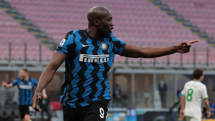 Romelu Lukaku has been in great form for Inter Milan