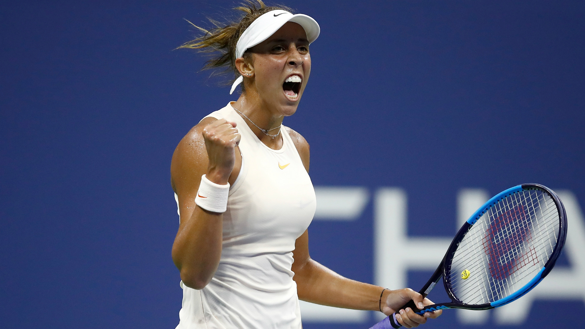 US Open 2018: Madison Keys tops Carla Suarez Navarro to ...