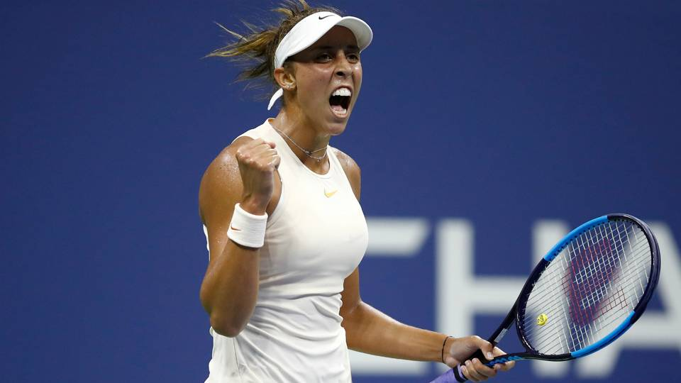 U.S. Open 2018: Madison Keys tops Carla Suarez Navarro en route to semis