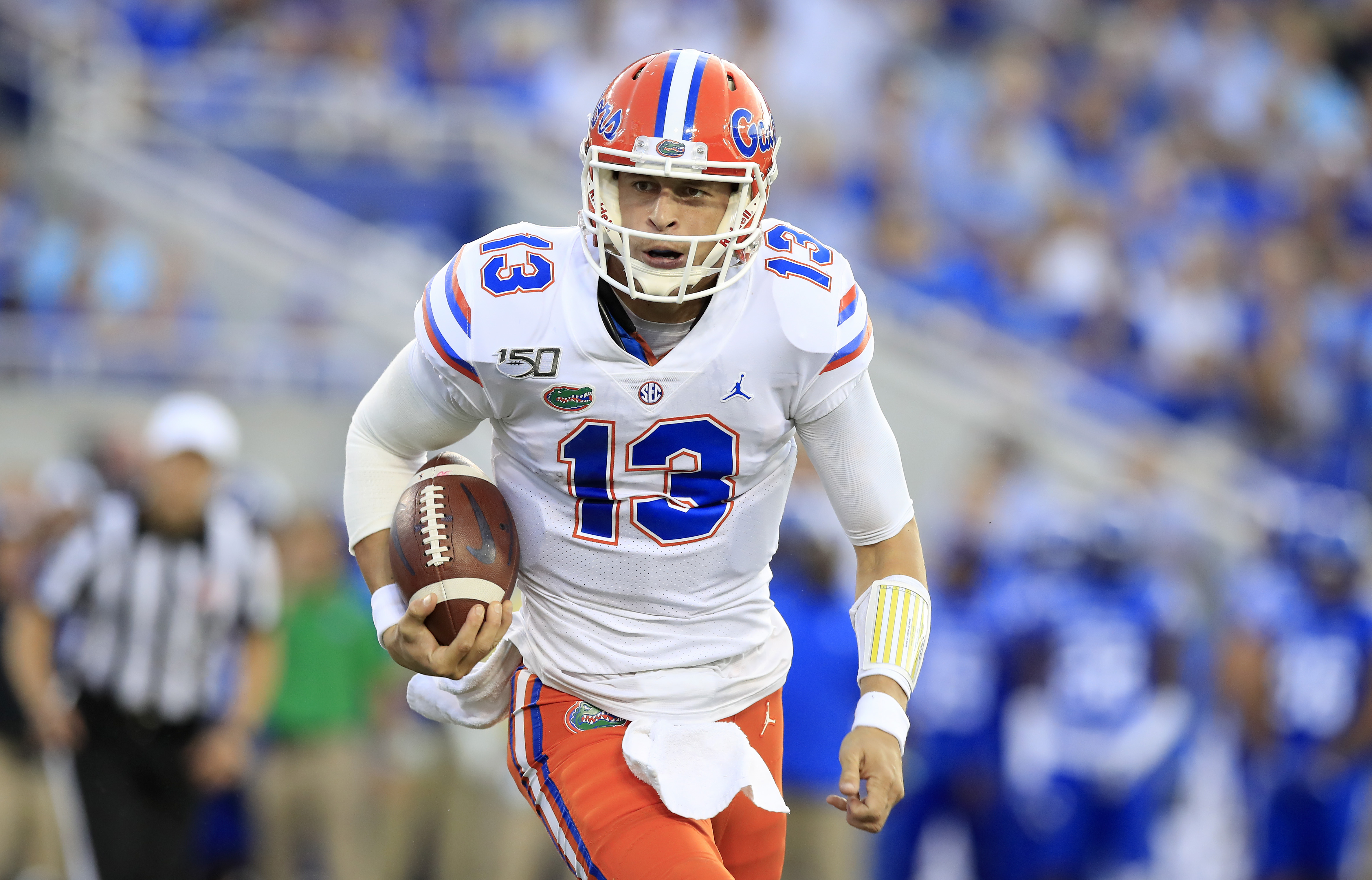 Feleipe Franks injury update: Florida quarterback likely out for year with dislocated ankle
