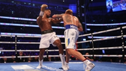 Anthony Joshua was stunned by Oleksandr Usyk in London last month