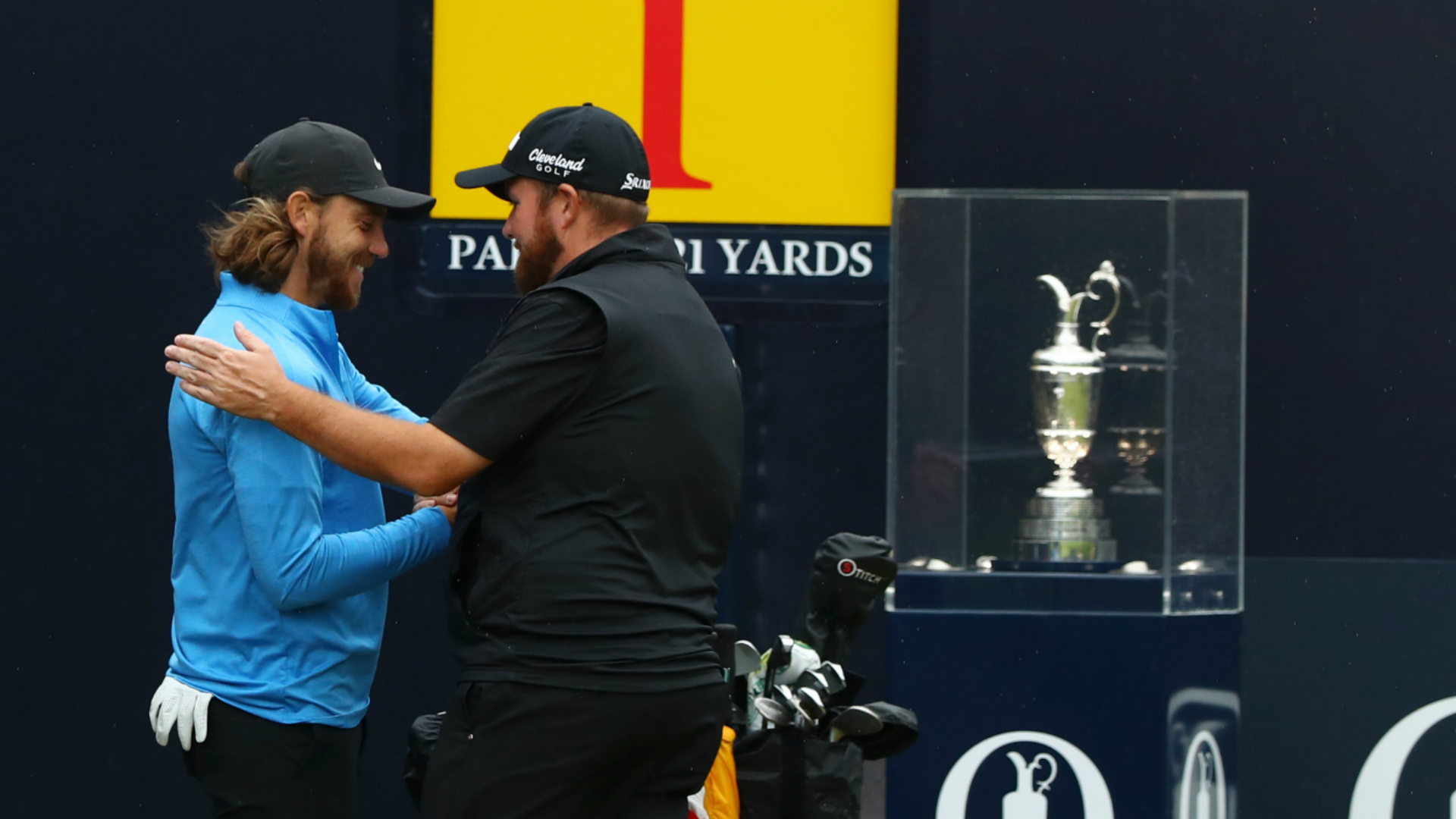 British Open 2019: Shane Lowry's lead cut to three by Tommy Fleetwood