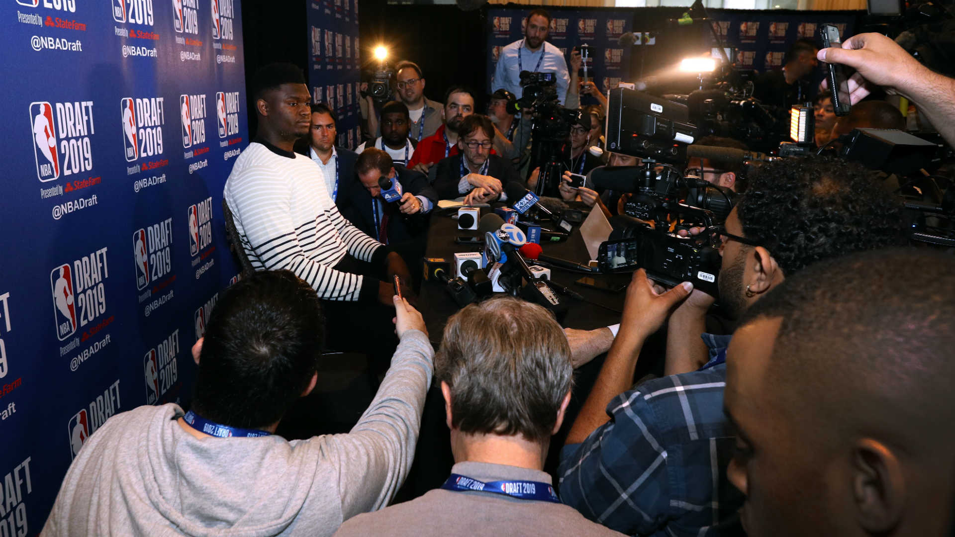NBA Draft 2019: 6 things we learned from Zion Williamson's pre-draft interview