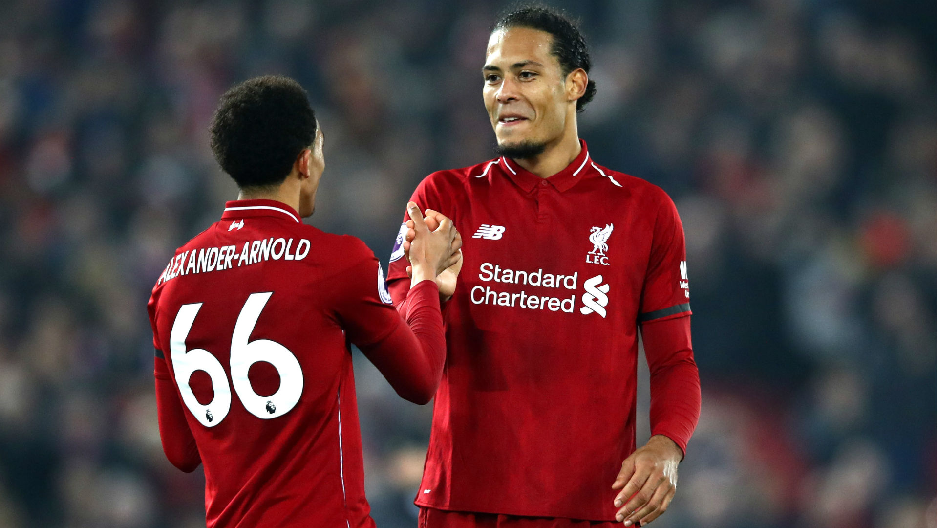 Late Liverpool comeback puts Reds back in first place
