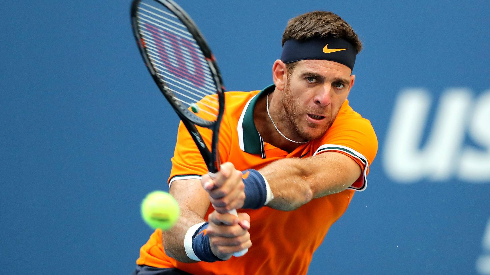 US Open 2018: Juan Del Potro sinks John Isner to prolong wait for American male semi-finalist ...