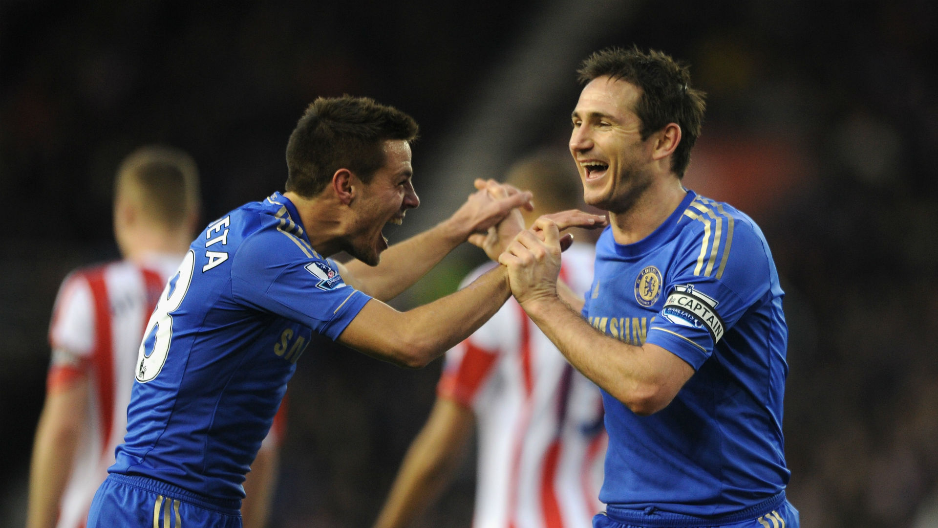 Lampard has reunited Chelsea and their fans, says Azpilicueta