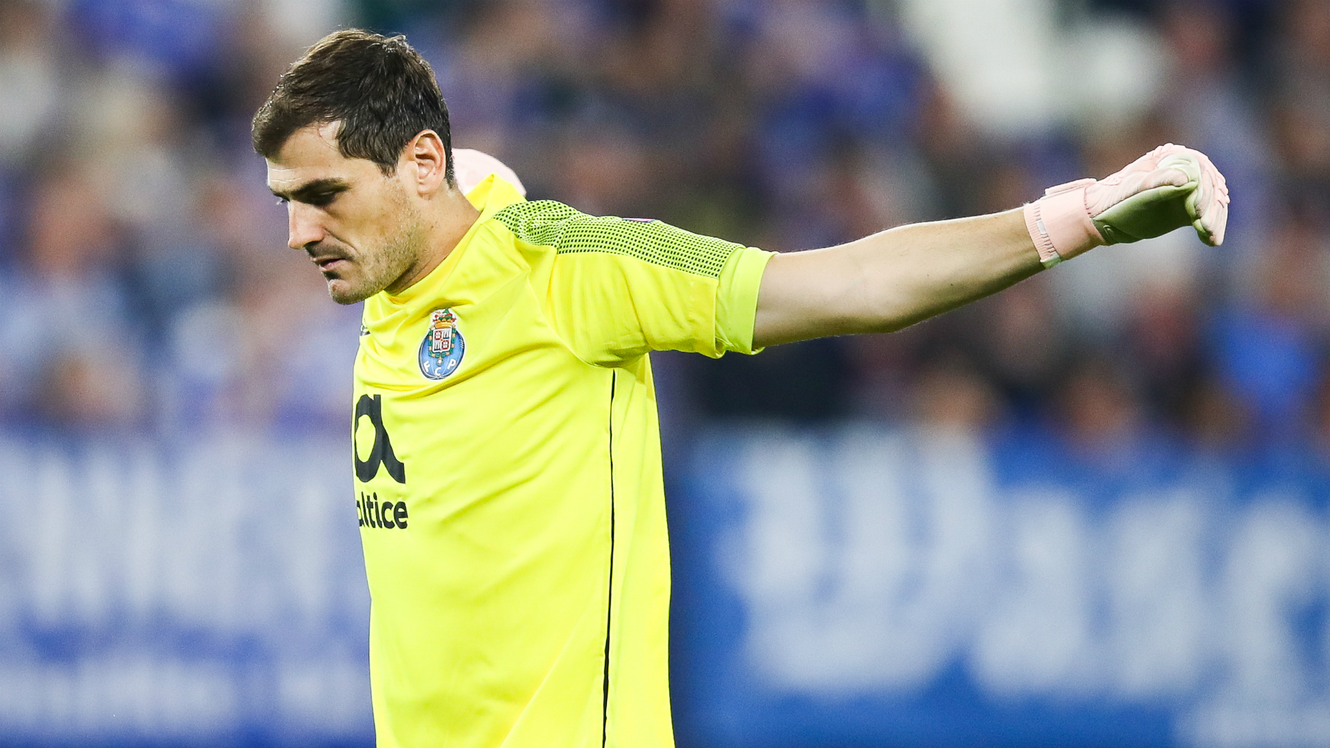 Casillas reports for Porto pre-season two months after heart attack