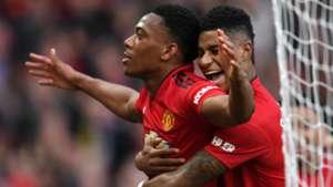 Solskjaer ready to rotate Rashford and Martial as Man Utd's main striker