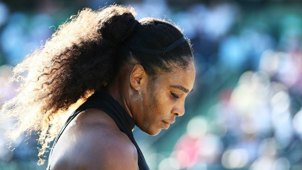 Serena Williams not ready for Rome return