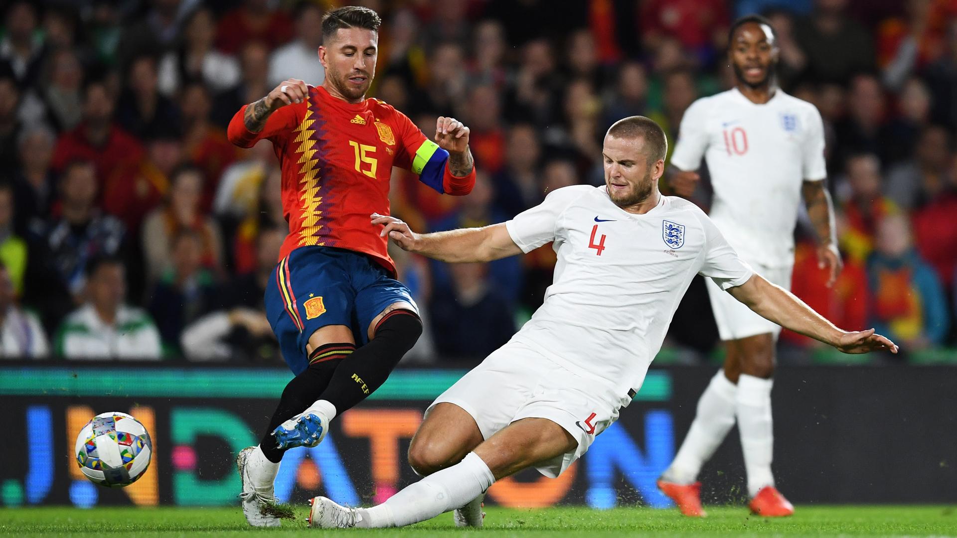 Pochettino: Dier's Ramos tackle highlighted Spurs' attitude
