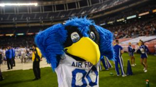 Air Force's other mascot