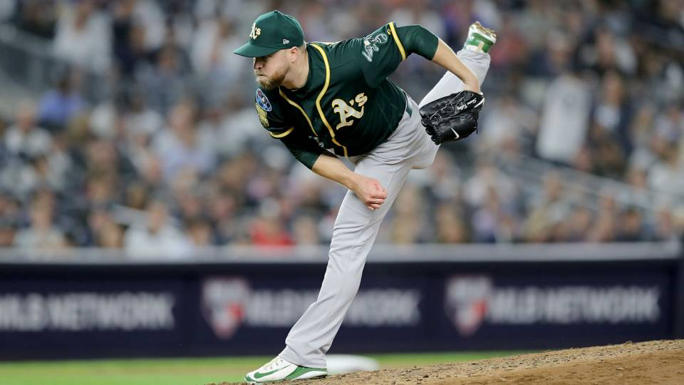 MLB hot stove: Rangers agree to 1-year contract with Shawn Kelley, report says