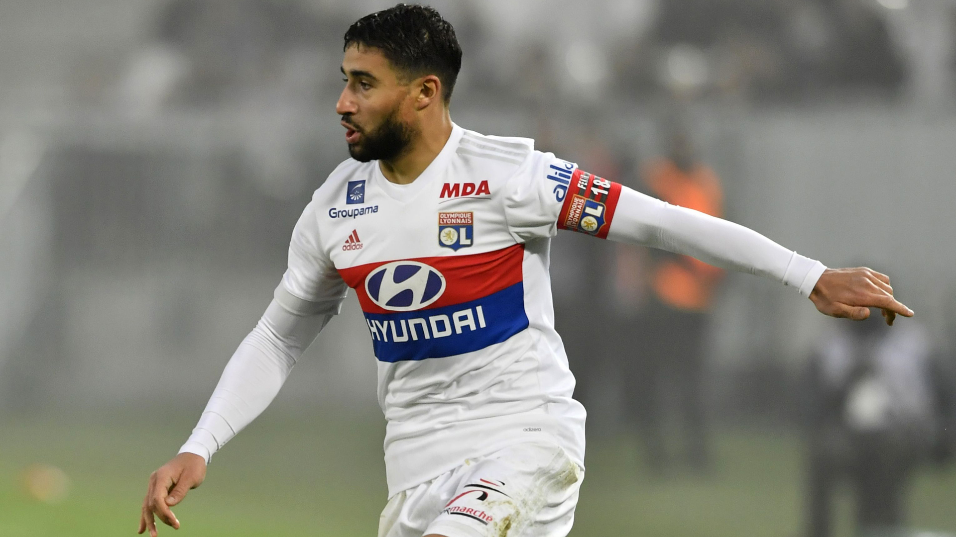 Jurgen Klopp meets Nabil Fekir to discuss Liverpool FC transfer