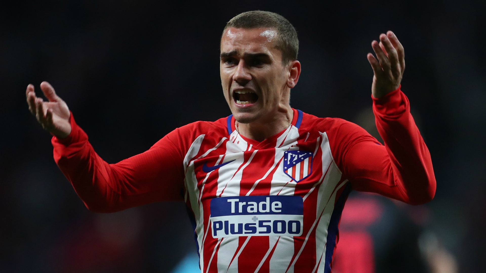 Barcelona boss tight-lipped on Griezmann