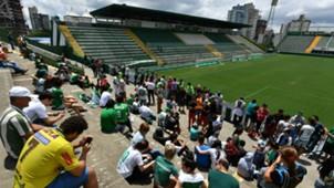 chapecoense fans - cropped