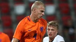 Netherlands youth international Mitchel Bakker