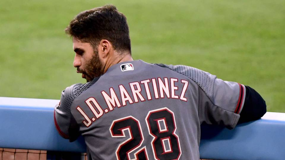 MLB free agent rumors: Red Sox offer J.D. Martinez five-year deal