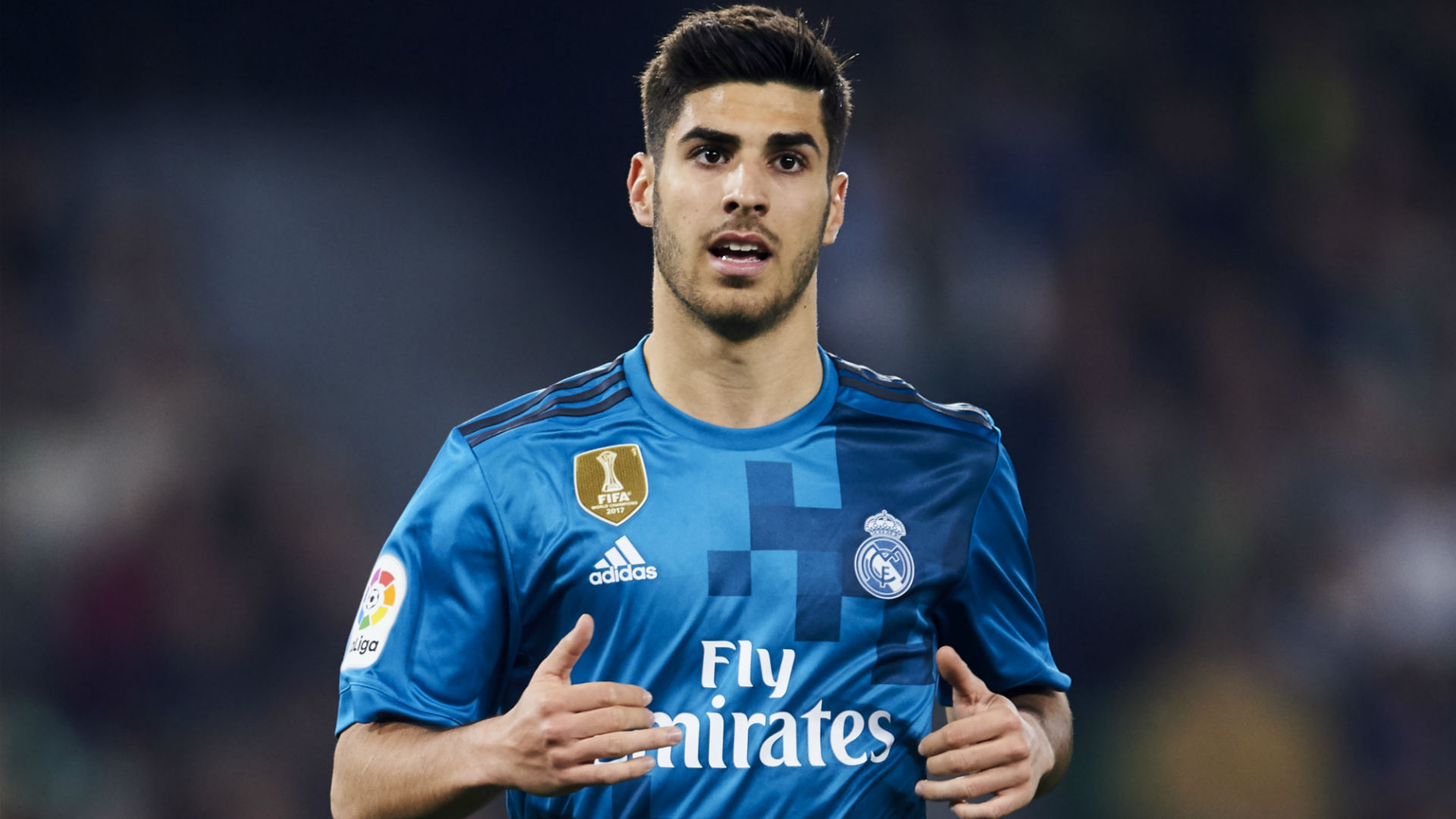 Asensio Insists Zidane Has Not Treated Him Unfairly