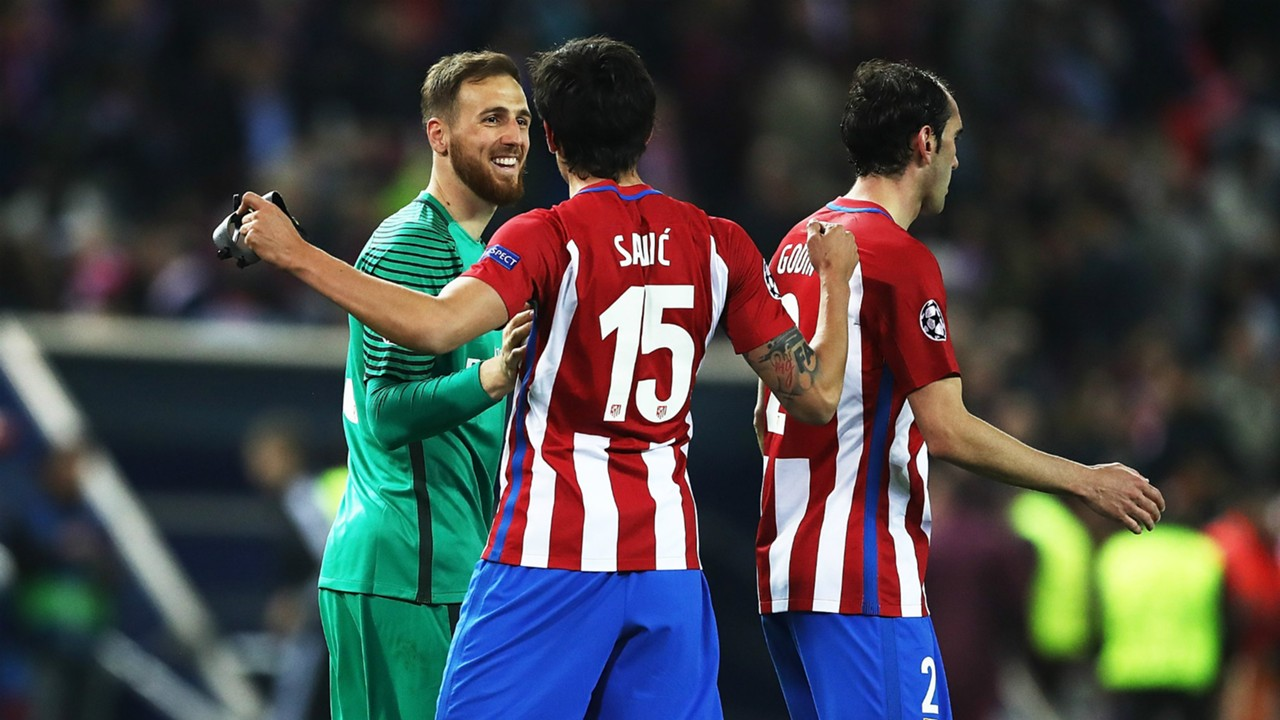 Jan Oblak hails Atletico Madrid s Champions League form