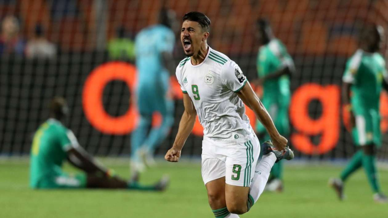 AFCON 2019 Report: Senegal 0 Algeria 1 - Deflected early Bounedjah goal enough for AFCON glory