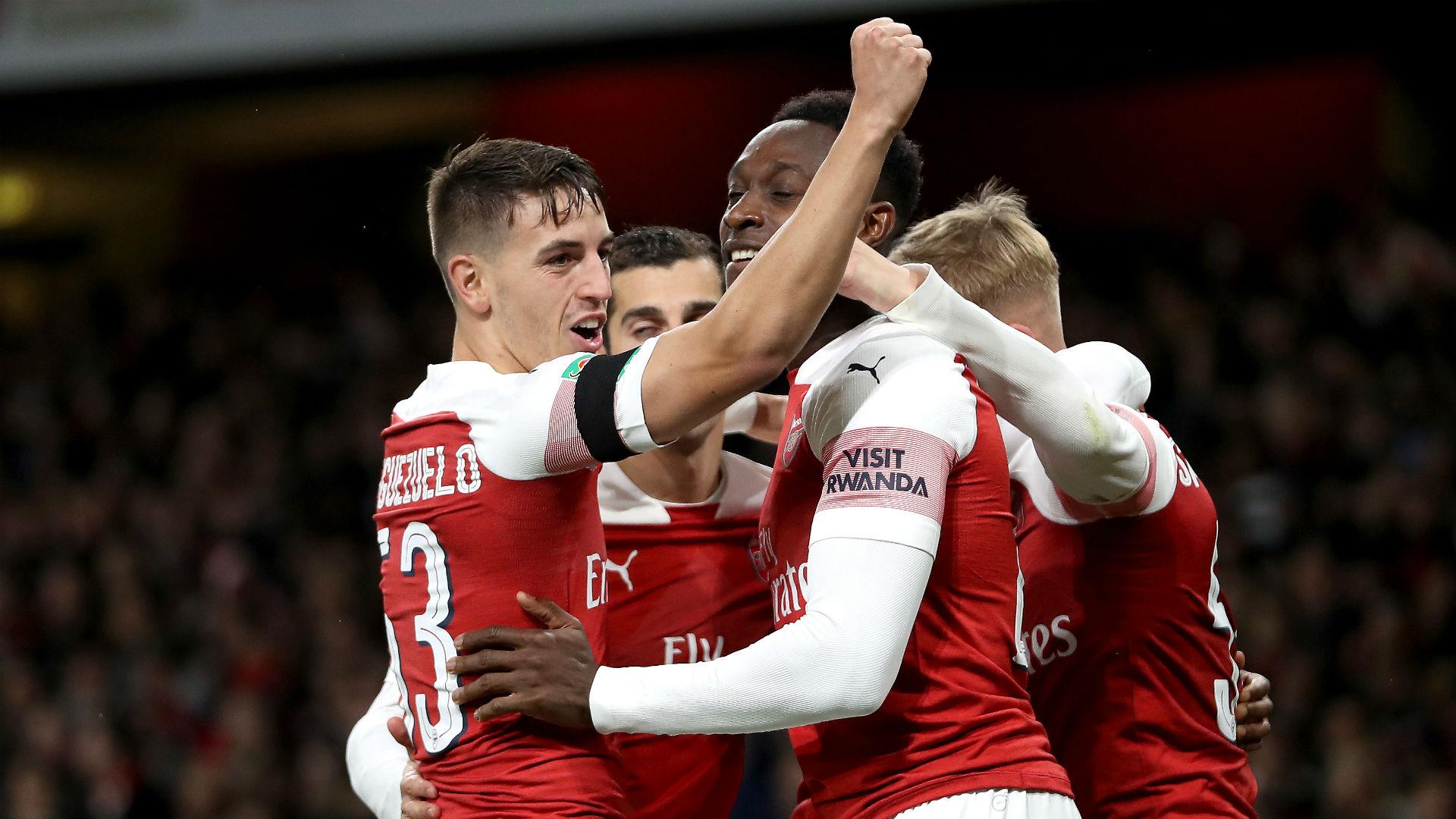 Arsenal chịu thêm tổn thất trước trận Liverpool