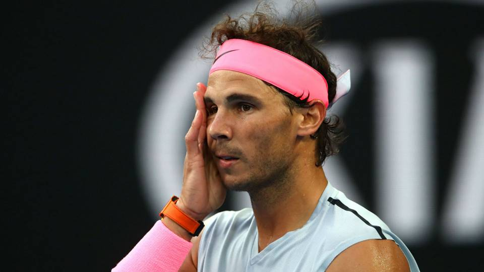 Australian Open 2018: Rafael Nadal expects to get better in Melbourne