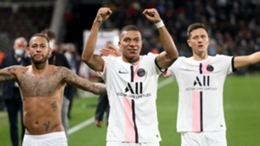 Kylian Mbappe has been criticised for his behaviour by Metz's coach