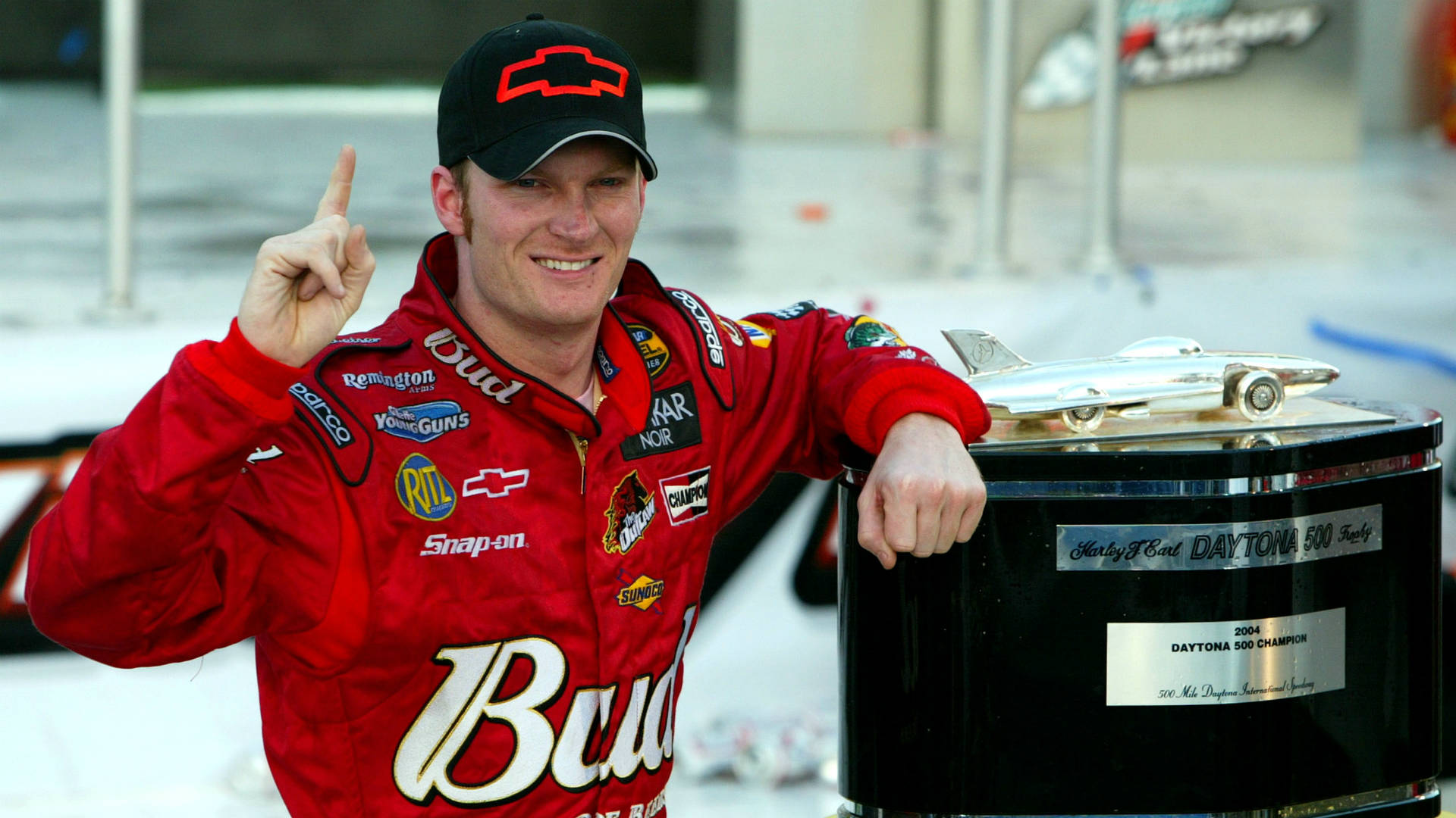 Budweiser releases dramatic tribute to Dale Earnhardt Jr.