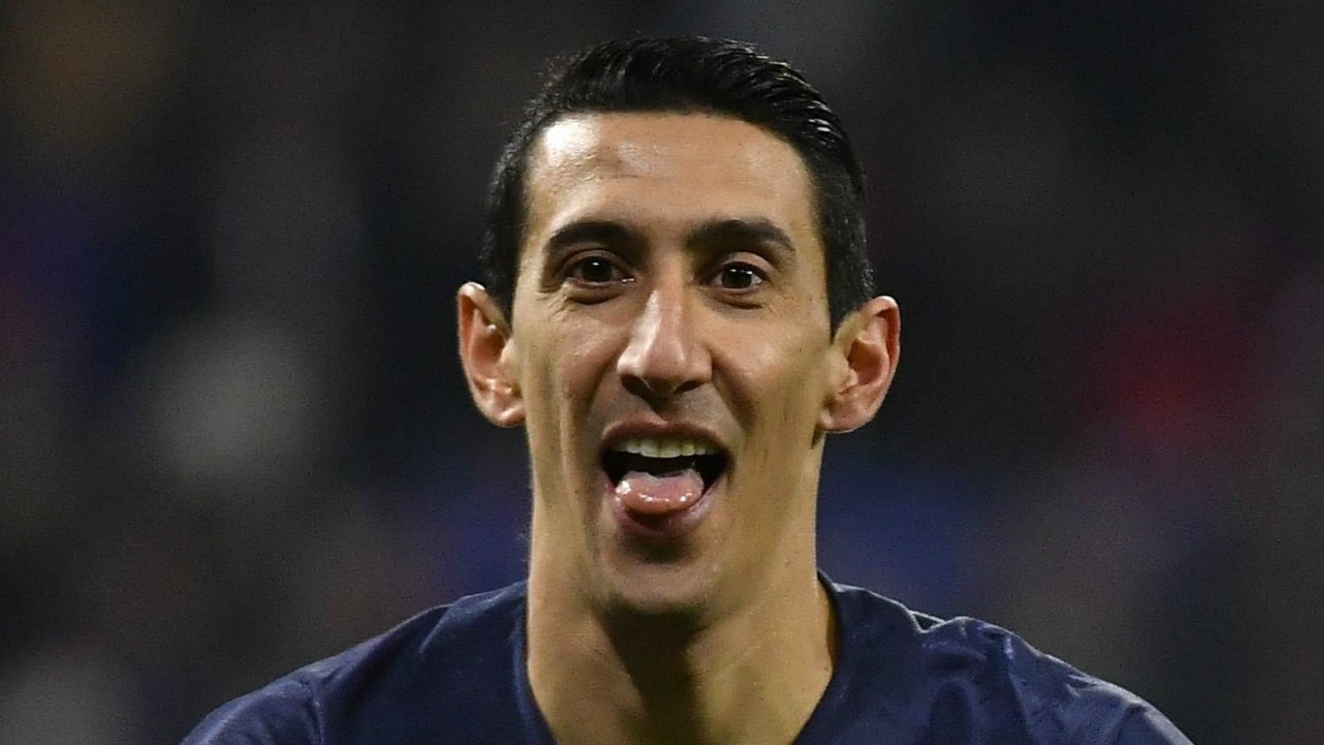 Angel DI MARIA scores sensational free kick in PSG win