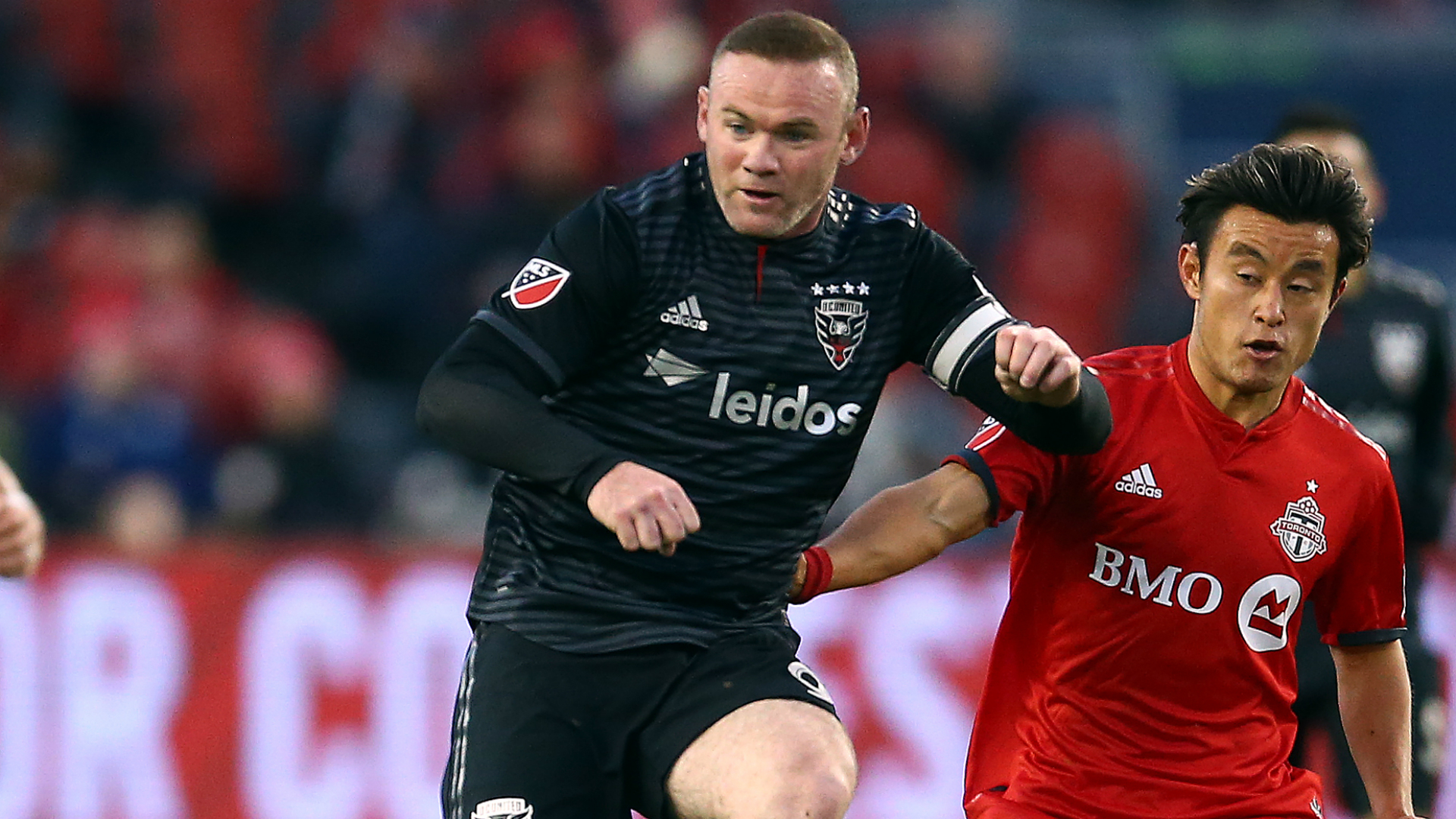 MLS playoff wrap: Wayne Rooney's DC United career ends with rout; Atlanta keeps title defense alive