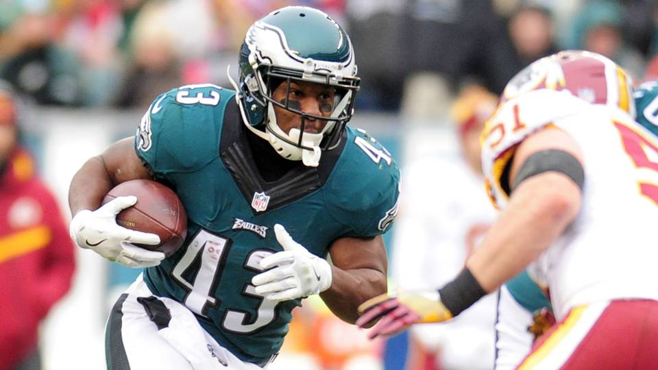 Eagles running back Darren Sproles says he plans to retire after next season