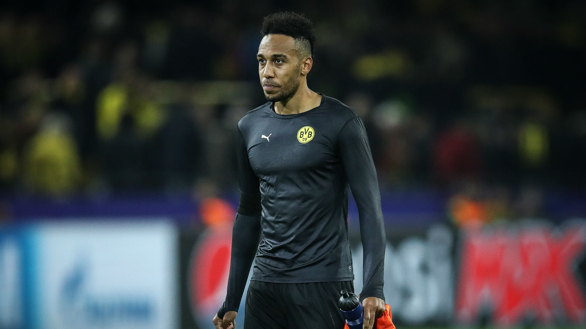 Aubameyang not to blame for Dortmund's woes, says Zorc